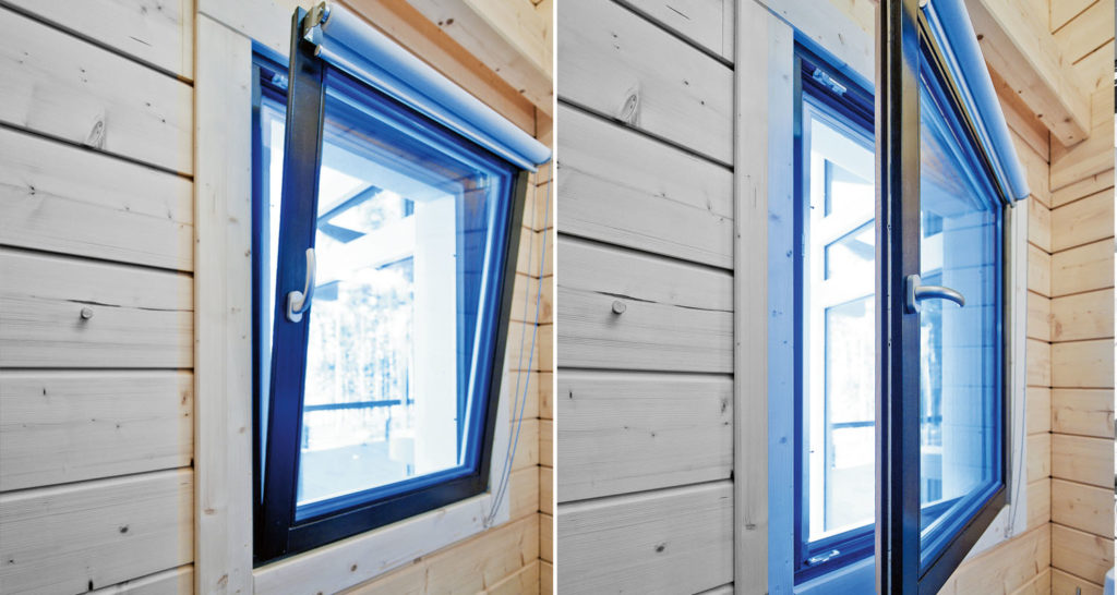 DKA-ikkunat / kippi-ikkunat